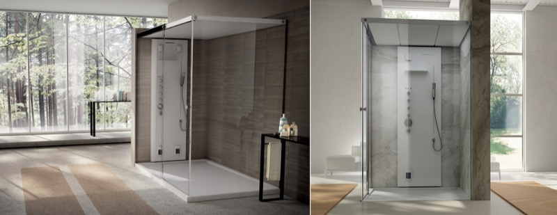 douche hammam gamme tylo histoire d 39. Black Bedroom Furniture Sets. Home Design Ideas