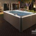 Spa de nage x200 2